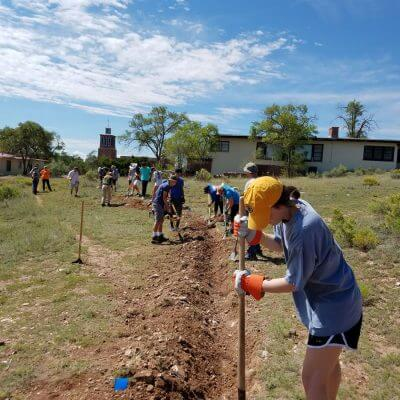 The Episcopal Church of Navajoland Work Project
