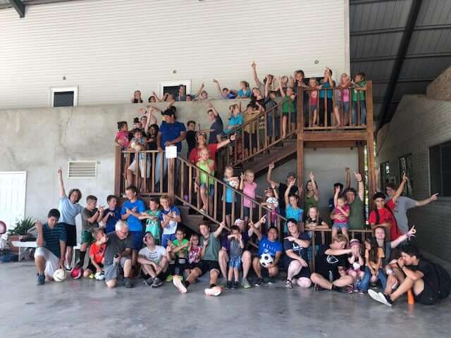 Wonder Voyage Legacy Soccer Camp