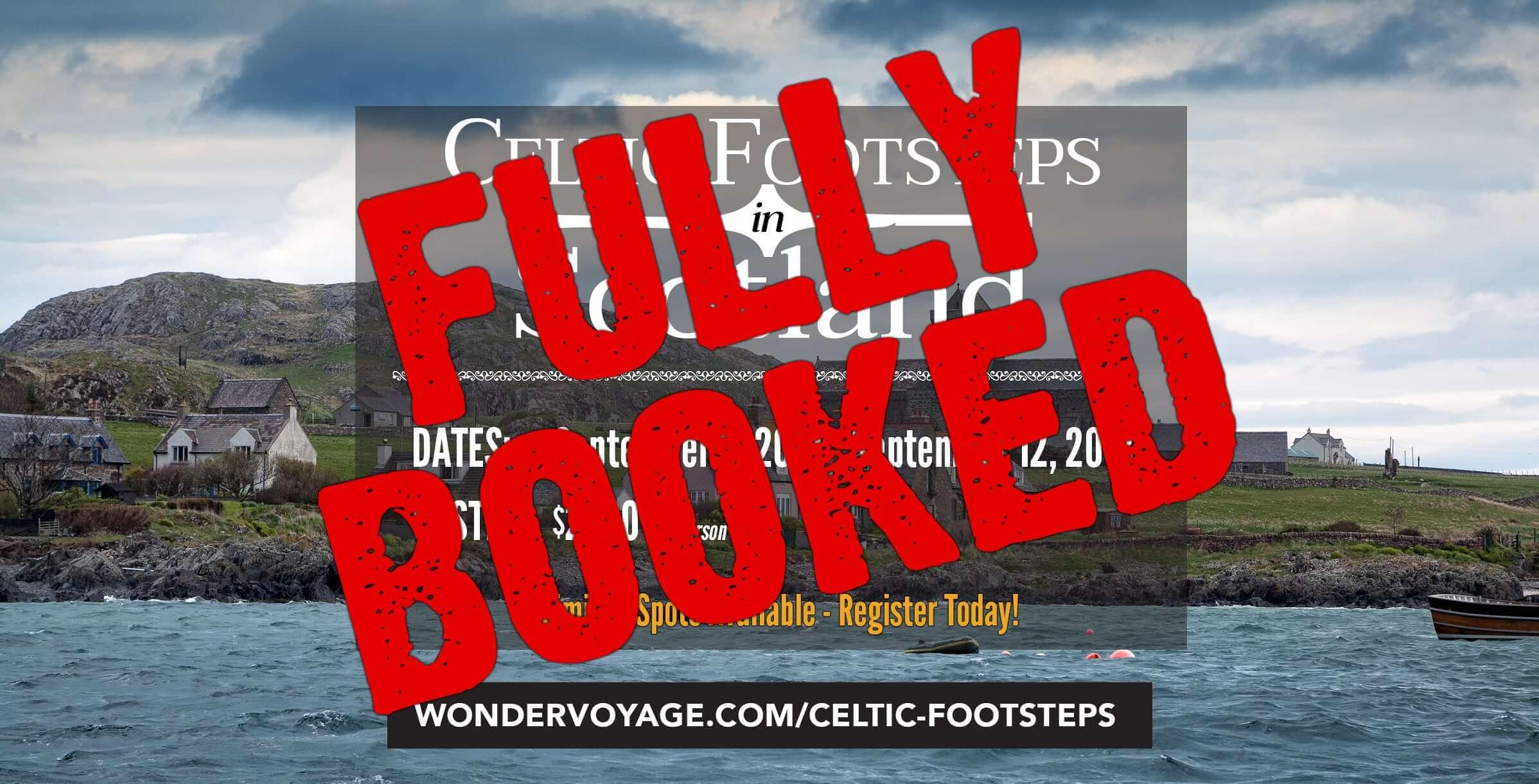 Celtic Footsteps in Scotland