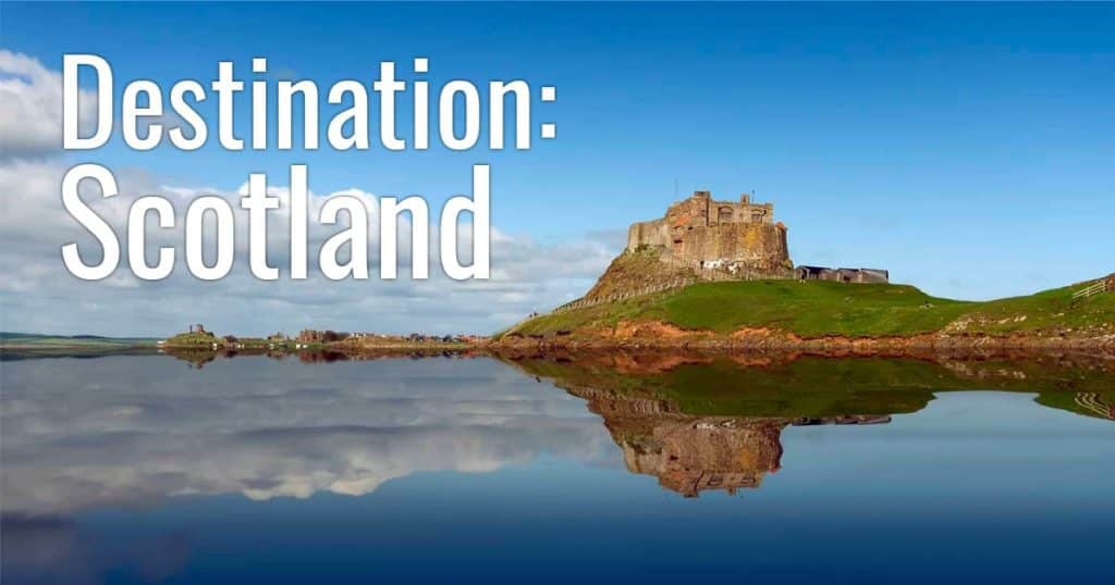 Destination Scotland
