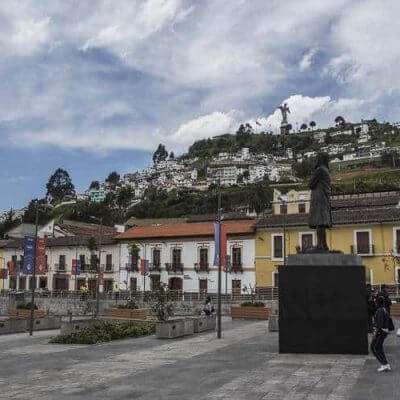 Visit El Panecillo on a Mission Trip or Pilgrimage to Ecuador.