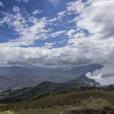 Visit Rucu Pichincha on a Mission Trip or Pilgrimage to Ecuador.