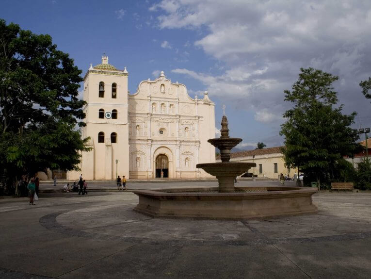 Visit Immaculate Conception Cathedral in Comayagua, Honduras on a Mission Trip with Wonder Voyage.