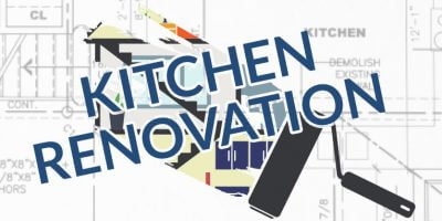Kitchen Renovation - Wonder Voyage Legacy Project