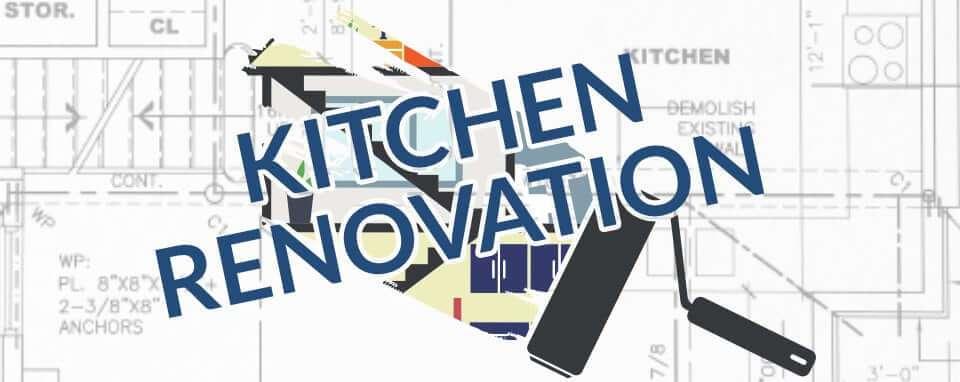 Kitchen Renovation - Wonder Voyage Legacy Project