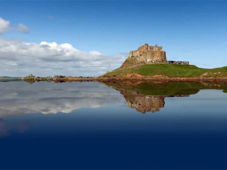 Visit Lindisfarne, Scotland on a Pilgrimage or Mission Trip to Scotland with Wonder Voyage.