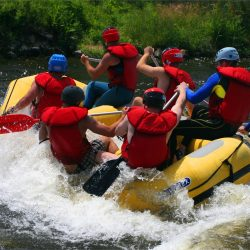 Find adventure with some white water rafting on a Mission Trip or Pilgrimage to Arizona with Wonder Voyage.
