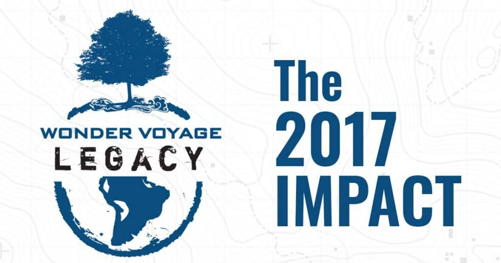 The 2017 Legacy Impact