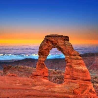 Delicate Arch - Utah Wonder Voyage