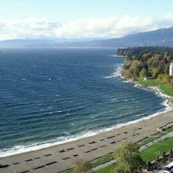 Spend some time at English Bay Beach on a mission trip or pilgrimage to Vancouver with Wonder Voyage.