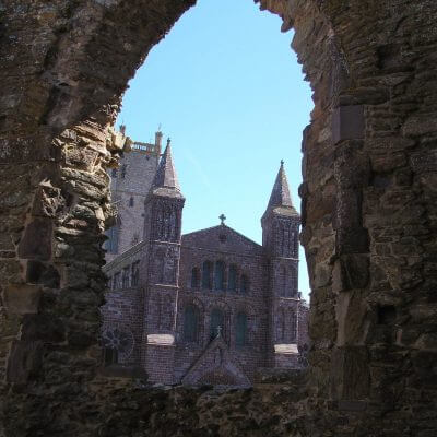 Explore the beauty and history of Pembrokeshire on a pilgrimage or mission trip to Wales with Wonder Voyage.