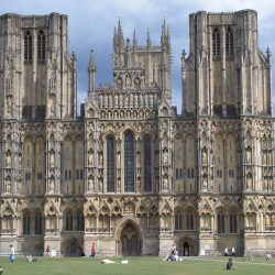 Visit the beautiful Wells Cathedral on a pilgrimage or mission trip to Wales with Wonder Voyage.