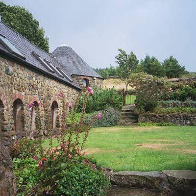 Enjoy the amazing Ffald-y-Brenin retreat center on a pilgrimage or mission trip to Wales with Wonder Voyage.